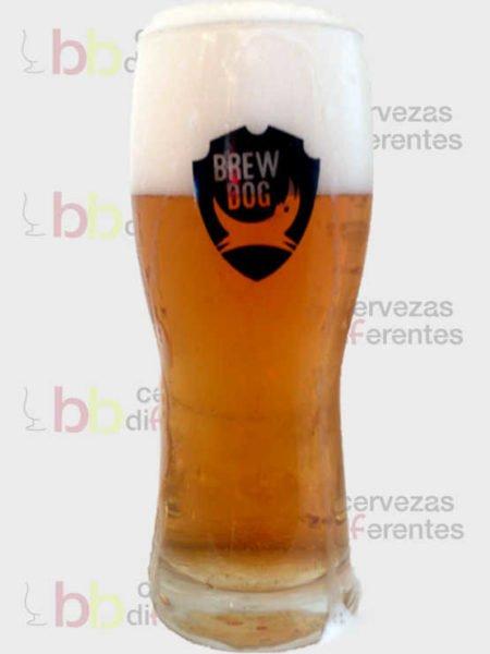 Brew Dog_escocia_vaso_pinta_cervezas_diferentes