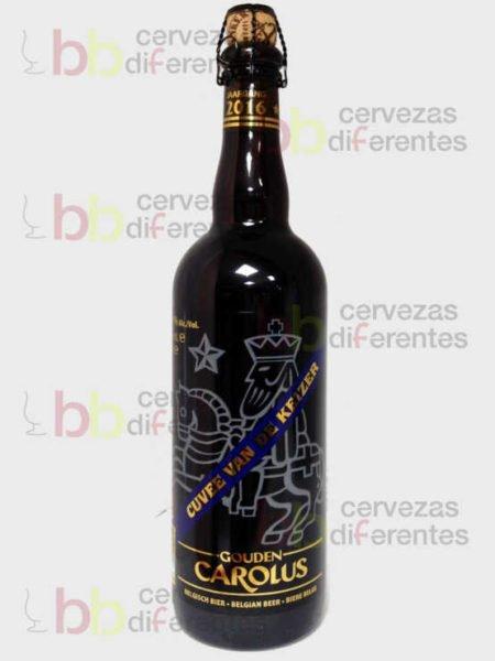 Carolus Cuvee Van De Keizer azul_cervezas_diferentes