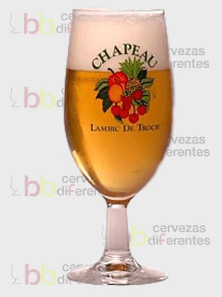 Copa Chapeau con cerveza Exotic_con Fotocall