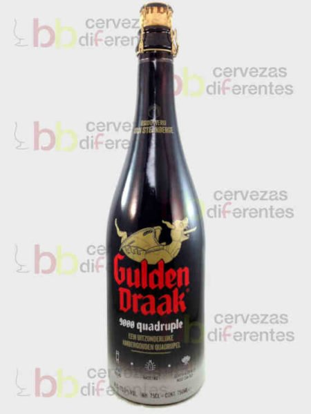 Gulden Draak 9000 quadruple 75 cl_belga_cervezas diferentes