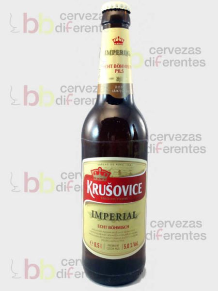 Krusovice Hell Imperial_republica_checa_cervezas diferentes