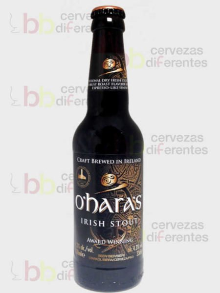 O Hara s Irish Stout_irlandesa_cervezas_diferentes