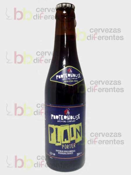 Porterhouse Plain Porter _irlandesa_cerveazas_diferentes