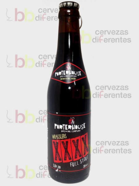 Porterhouse Wrasslers XXXX_irlandesa_cervezas_diferentes