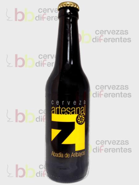 Abadia de Aribayos_Z abadia_cerveza artesana zamora_cervezas diferentes