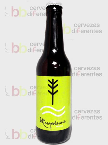 Abadia de Aribayos_mesopotamia pale ale_cerveza artesana zamora_cervezas diferentes
