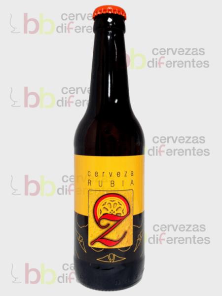 Abadia de Aribayos_z rubia_cerveza artesana zamora_cervezas diferentes