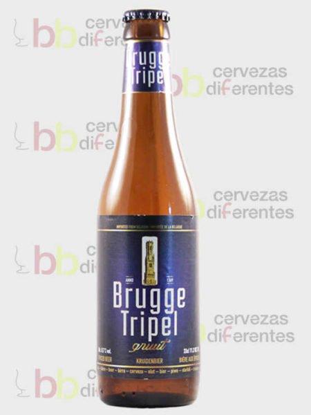Brugge Tripel_cervezas_diferentes