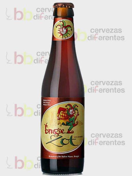 Brugse Zot Dubbel_cervezas_diferentes