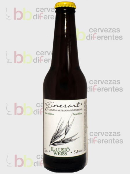 Ginesart il Ilusio weis 33cl_1botella_con fotocall