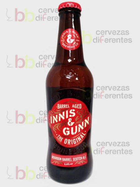 Innis & Gunn Original_escocia_cervezas_diferentes