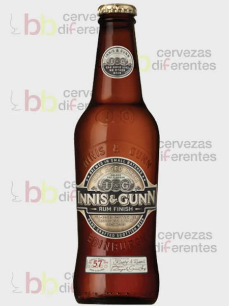 Innis & Gunn Rum Finish_cervezas_diferentes