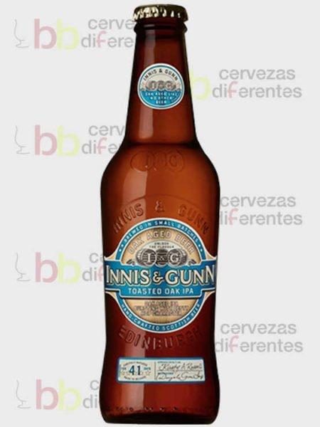 Innis & Gunn Toasted Oak Ipa_cervezas_diferentes