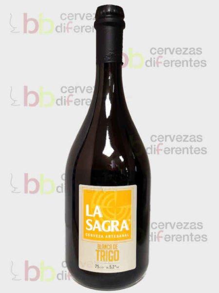 La Sagra Blanca de Trigo 75 cl_artesana_cervezas diferentes