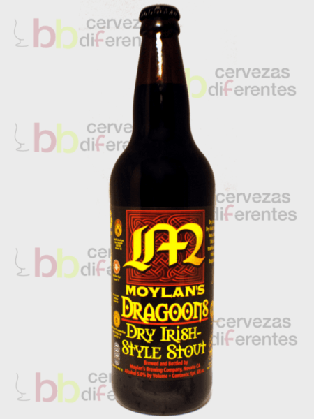 Moylans dragons irish dry stout_1 und_con Fotocall