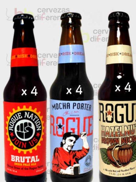 Rogue EEUU pack clasico cervezas_diferentes
