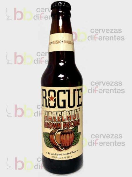 Rogue Hazelnut Brown Nectar EEUU cervezas_diferentes
