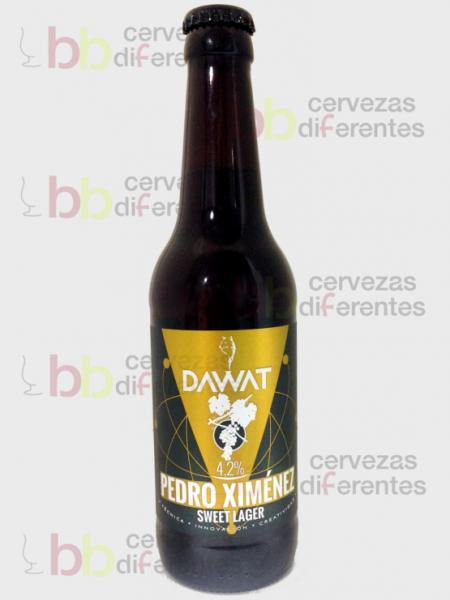 dawat Pedro Ximenez_artesana cuenca_cervezas diferentes