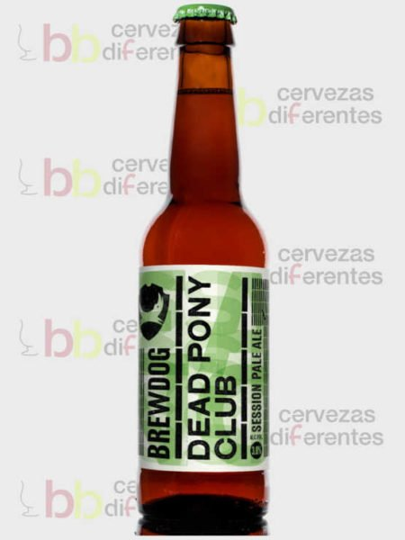 Brew Dog Dead Pony Club_escocia_cervezas_diferentes