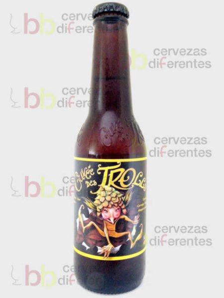 Cuvee des Trolls 25 cl_cervezas_diferentes
