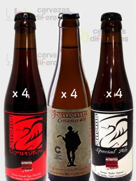 ENIGMA lote clasico madrid cervezas diferentes