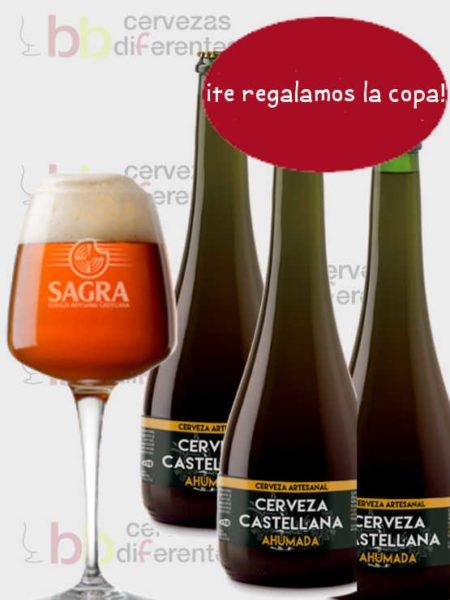 La Sagra cata 3 botellas 1 copa