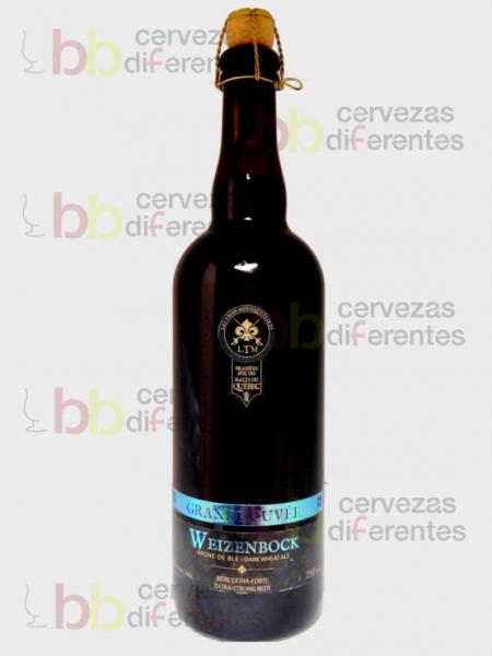 Trois Mousquetaires Weizenbock_cervezas diferentes