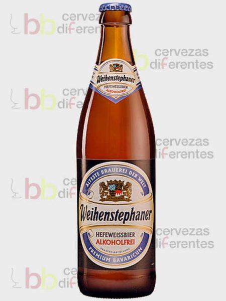 Weihenstephaner Hefeweisbier Alkoholfrei_cervezas_diferentes