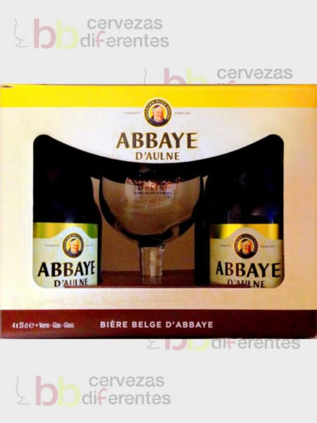 abbaye d aulne_estuche_copa_cervezas_diferentes