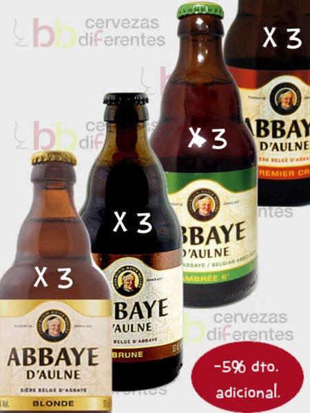 abbaye d aulne_lote_clasico_cervezas_diferentes