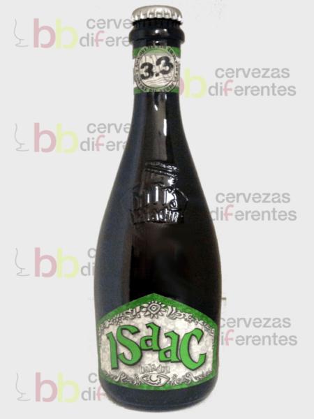 Baladin Isaac_cerveza italiana_botella 33 cl