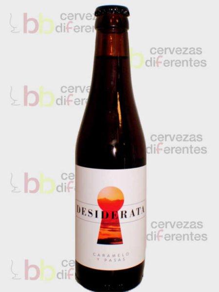 Desiderata Caramelo y Pasas_sevilla_cervezas_diferentes