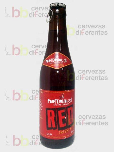 Porterhouse Red Ale _irlandesa_cervezas_diferentes