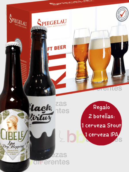 Spiegelau_tasting kit set 3 craft beer_regalo stout Ipa