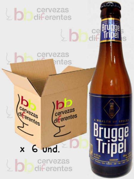 Brugge Tripel_pack_cervezas_diferentes