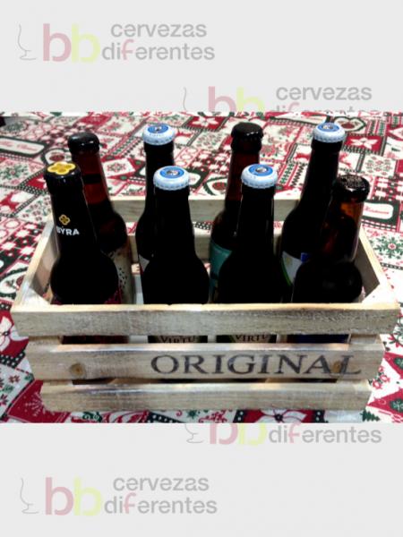 Caja madera 8 botellas_1_regala cervezas diferentes