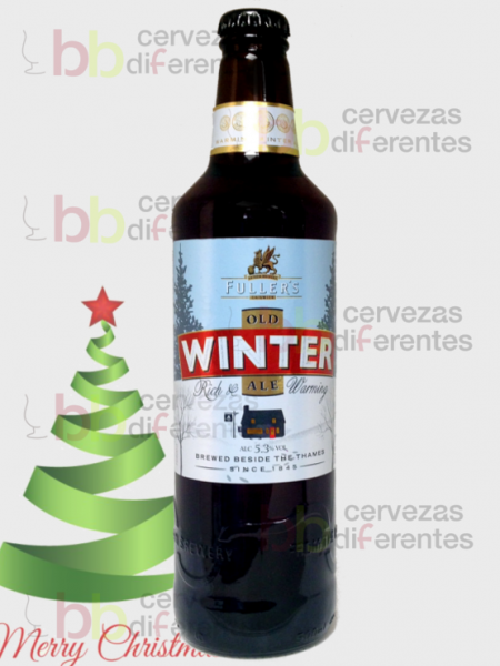 Fulllerś Old Winter Ale 50 cl_cerveza inglesa_navidad_cervezas diferentes