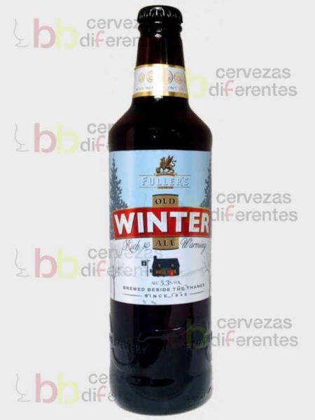 Fulllers Old Winter Ale Inglaterra_cervezas_diferentes