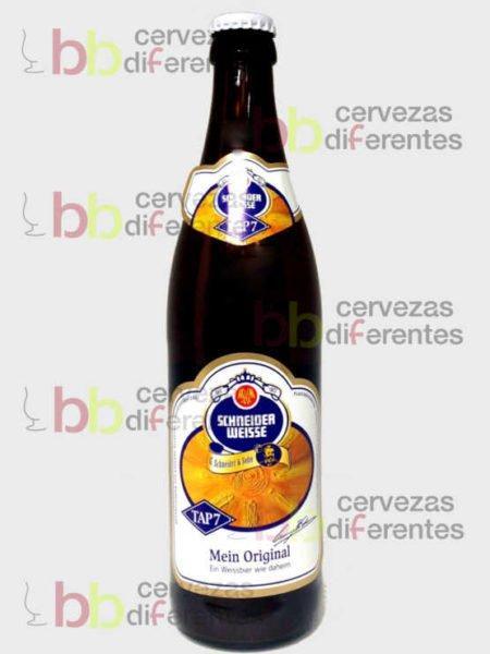 Schneider Weisse Tap 7_cervezas_diferentes