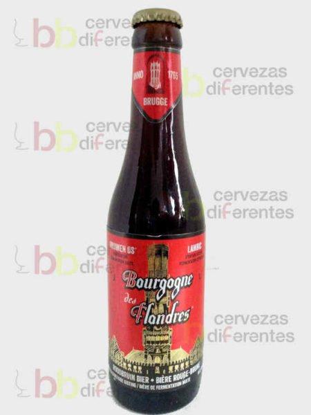 Bourgogne des Flandres brune_belga_cervezas diferentes