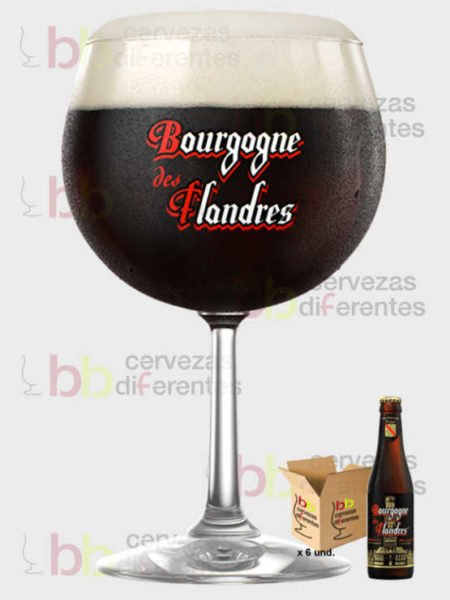 Bourgogne des Flandres_copa_pack_cervezas_diferentes