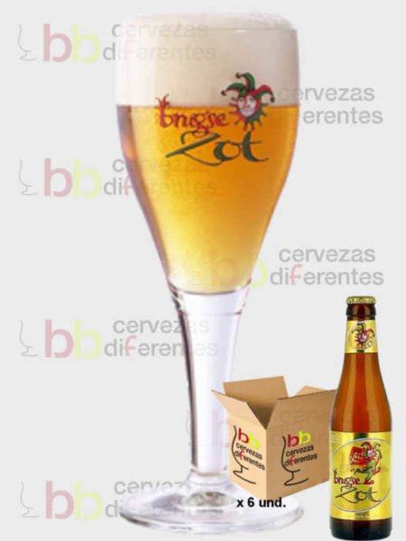 Brugse Zot_pack_copa_cervezas_diferentes