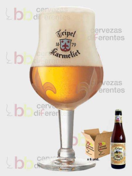 Triple Karmeliet_copa_pack_cervezas_diferentes