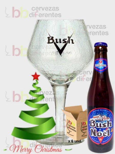 Bush_copa_pack_navidad_cervezas_diferentes