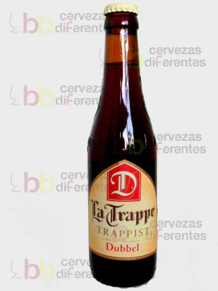 La Trappe Dubbel_cervezas_diferentes