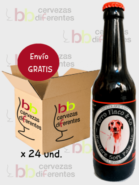 perro-flaco_cerveza-artesana_maritere-soft-pale-ale_lote-pack-24-und_cervezas-diferentes