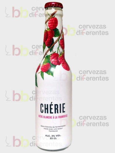 Cherie Framboise_cervezas diferentes
