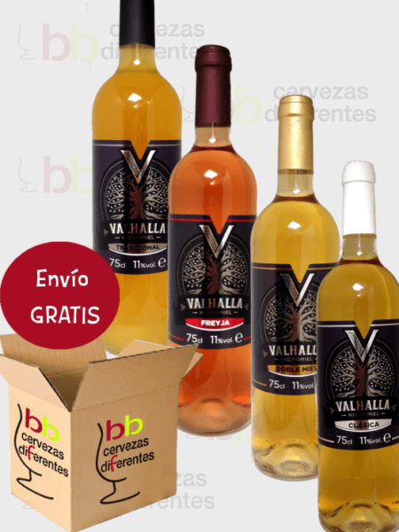 VALHALLA 4 75 ENVIO GRATIS