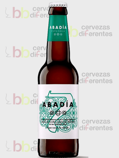 Abadía española 7 maltas_cerveza artesana valencia_ cervezas diferentes