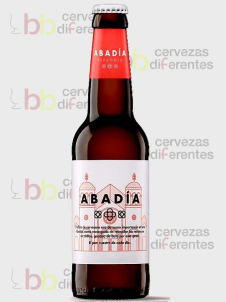 Abadía española pale ale_cerveza artesana valencia_ cervezas diferentes